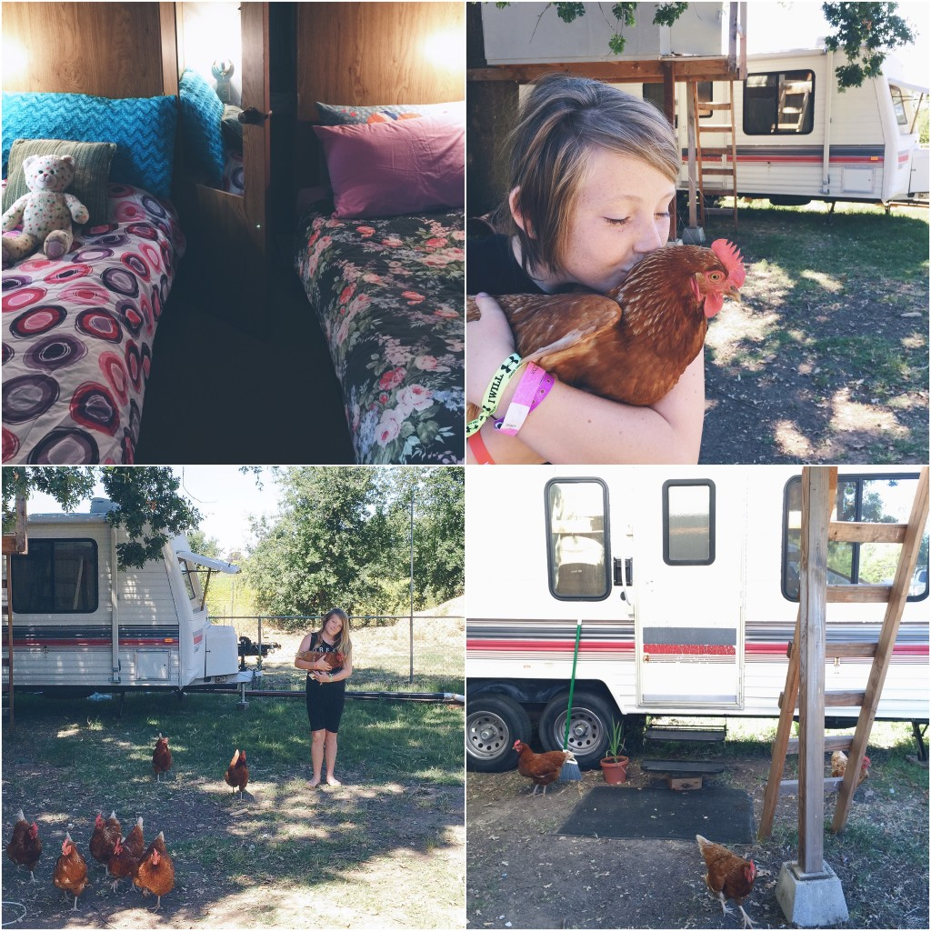 Her Tiny Home - Camper Living